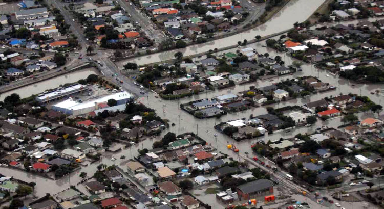 How did the Christchurch Earthquakes impact on the LGBTI Community?